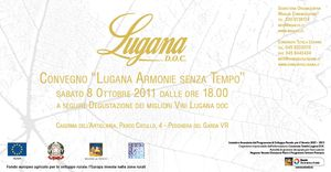 Save the Date Lugana