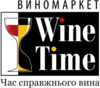 Logo wine time
